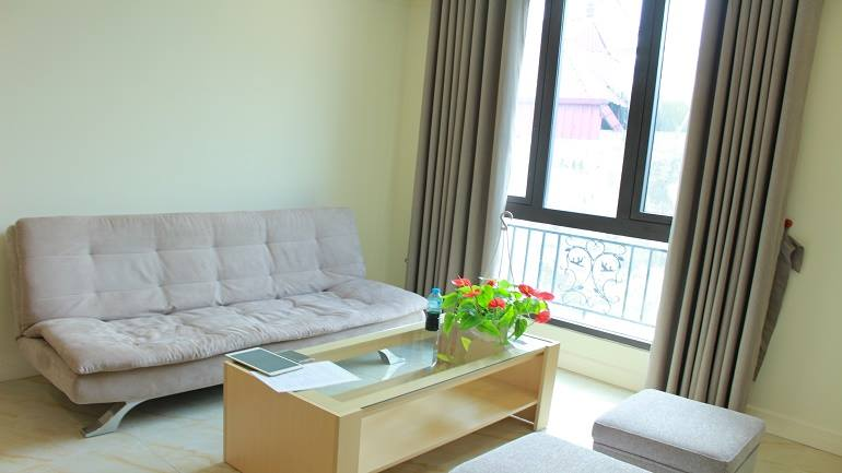 Nice and brand – new 2 bedroom apartment in Doi Can street, Ba Dinh district for rent