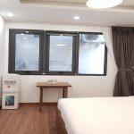 Brand – new studio apartment in Lieu Giai street, Ba Dinh district for rent