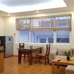 Good price 1 – bedroom apartment in Tu Hoa street, Tay Ho district for rent