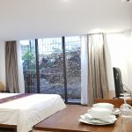 Cheap modern studio apartment in Tu Hoa street, Tay Ho district for rent