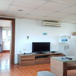Bright 1 – bedroom apartment with big balcony in Au Co street, Tay Ho district for rent