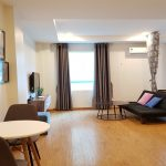 Nice cheap studio apartment in Xuan Dinh street, Tay Ho district for rent
